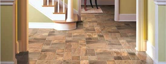 Brick Look Laminate Flooring : How laminate flooring works by patterson